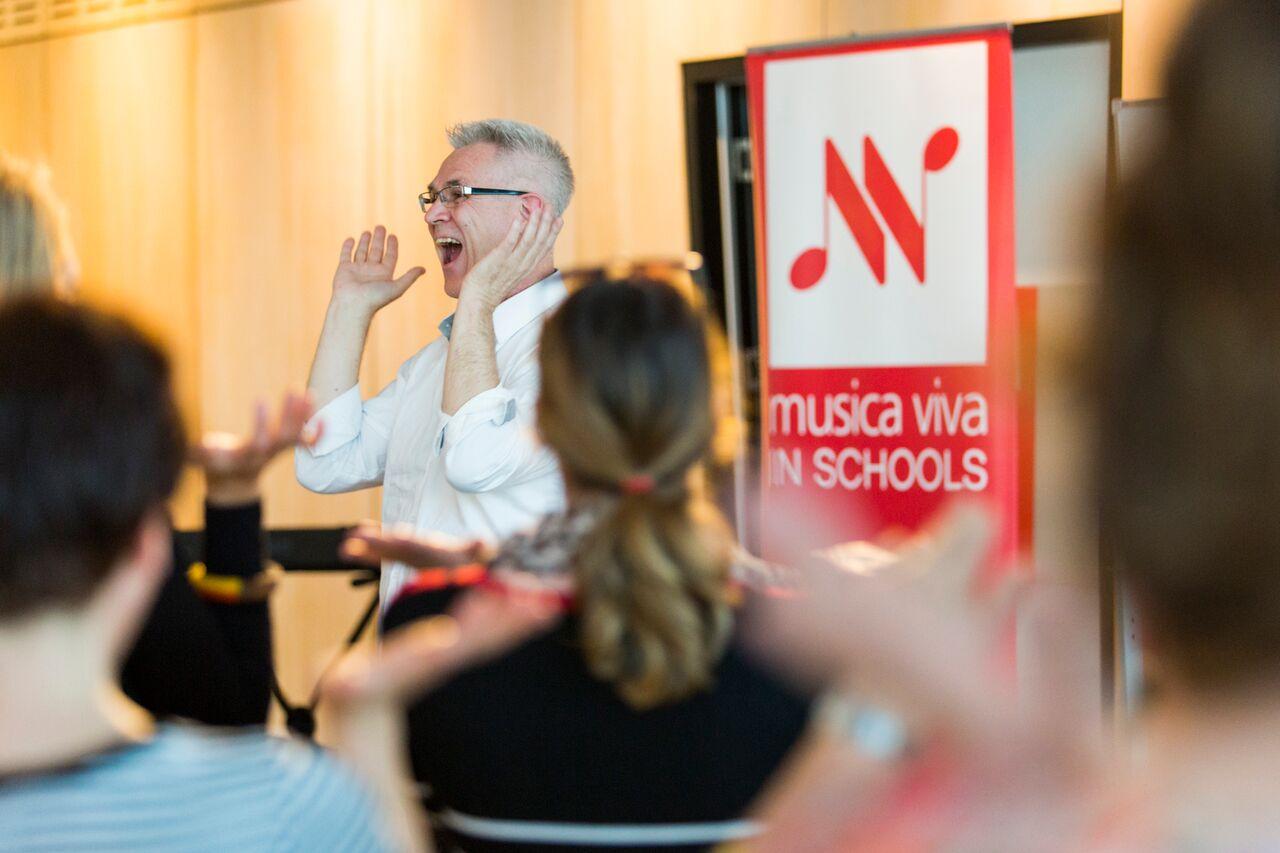 Musica Viva in Schools Teachers Forum May 2017   Stephen Leek